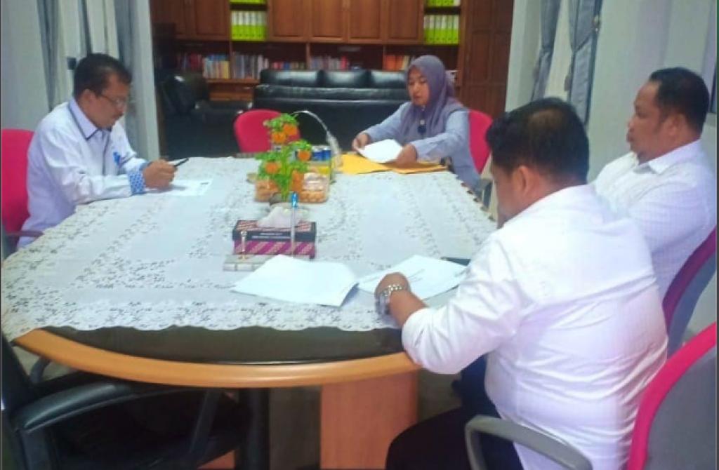 Koordinasi dengan BLK Samarinda tentang program KLINIK WPM